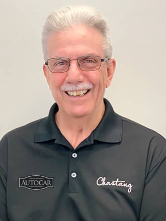 John Chastang - Government & Fleet Manager Autocar
